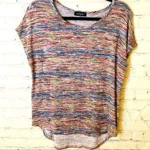 eclipse colourful thread top